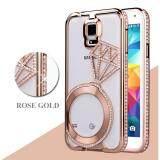 Samsung S5 Luxury Diamond Aluminum Case.