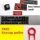 Season 2&3 ABS R4/ESC Height Keycaps key caps - Dota 2