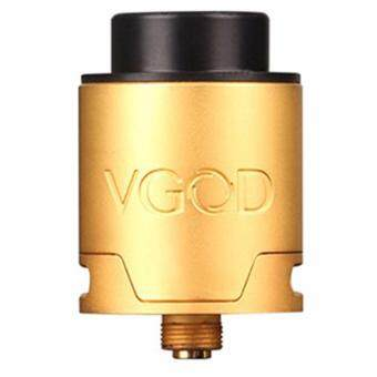 Harga Super Fast Marketing - Vgod Pro Drip (GOLD) For Vape And ElectronicCigarettes