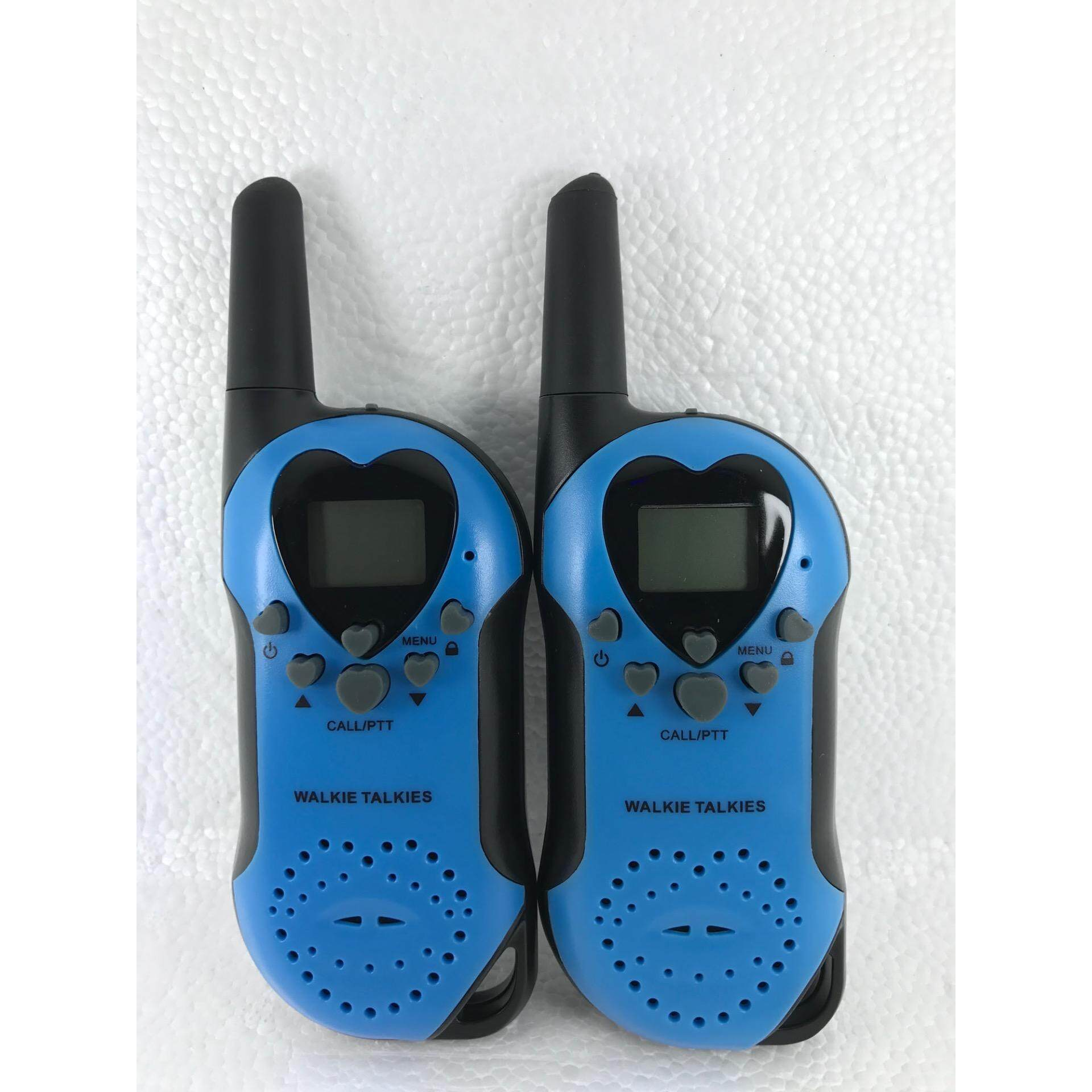 T-6 Walkie Talkie 1 Pair (2 units)