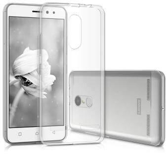 TPU Soft Case Crystal Clear Skin Transparent Back Cover for Lenovo K6 Power