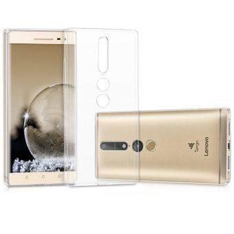 TPU Soft Case Crystal Clear Skin Transparent Back Cover for Lenovo Phab 2 Pro