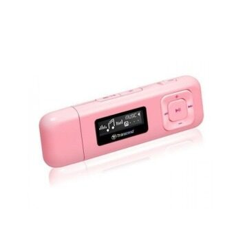 Harga Transcend MP330 MP3 Player 8GB (Pink)