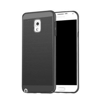 Ultra Slim Full Body Mesh Design Hard PC Heat Dissipation Shockproof Protective Case Cover for Samsung