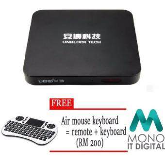 Review Unimax Pro Turbobox Gen 2 Turbo Tv Android Tv Box Life Time
