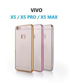 VIVO X5 Pro Plating TPU Shockproof Protection Case