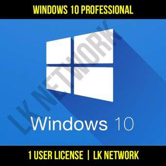 Harga Windows 10 Pro 1 User Genuine