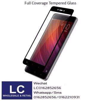 XIAOMI Full Screen Coverage Tempered Glass For Redmi Note 4 / Redmi Note 4 Pro /