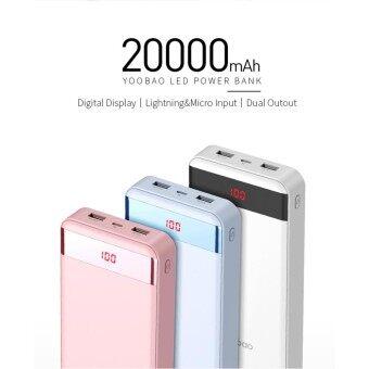 Yoobao S20-01 [20000mAh] LCD Power Bank