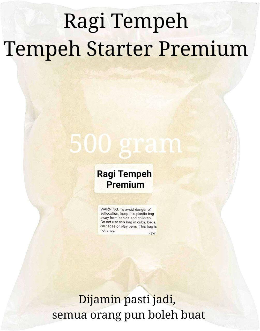 Rhizopus oligosphorus Tempeh Starter Ragi Tempe Culture 500gram