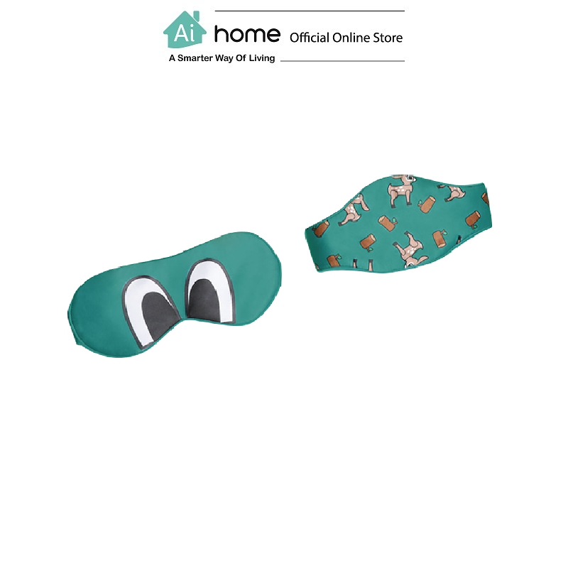 PMA Pancoat Graphene Heating Neck Strap + Eye Mask PMA-A20 Set with 1 Year Malaysia Warranty [ Ai Home ] PMAGN