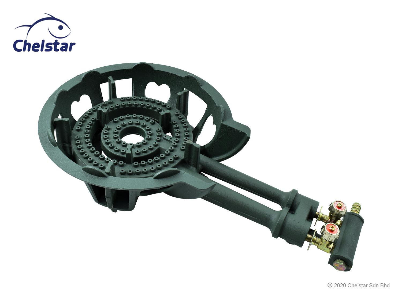 Chelstar Cast Iron Gas Cooker / Stove (C-30RK)