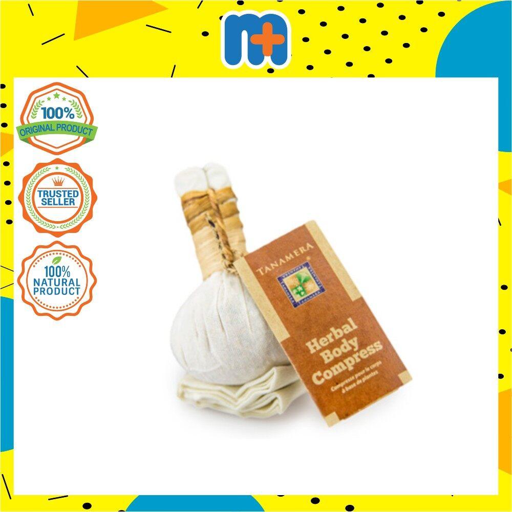 [MPLUS] TANAMERA Herbal Body Compress 100g