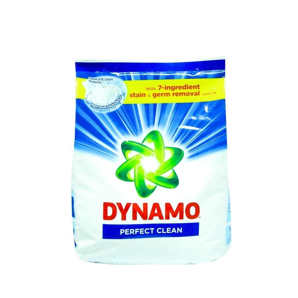 Dynamo Powder Detergent Perfect Clean 3.6KG READY STOCK