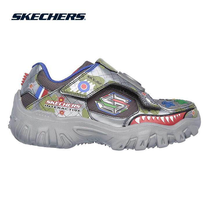 Skechers Damager Iii Boys Lifestyle Shoe - 91536L-GUMT