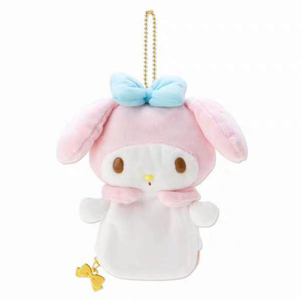 Sanrio Japan Hello Kitty My Melody Sewing Kit Set