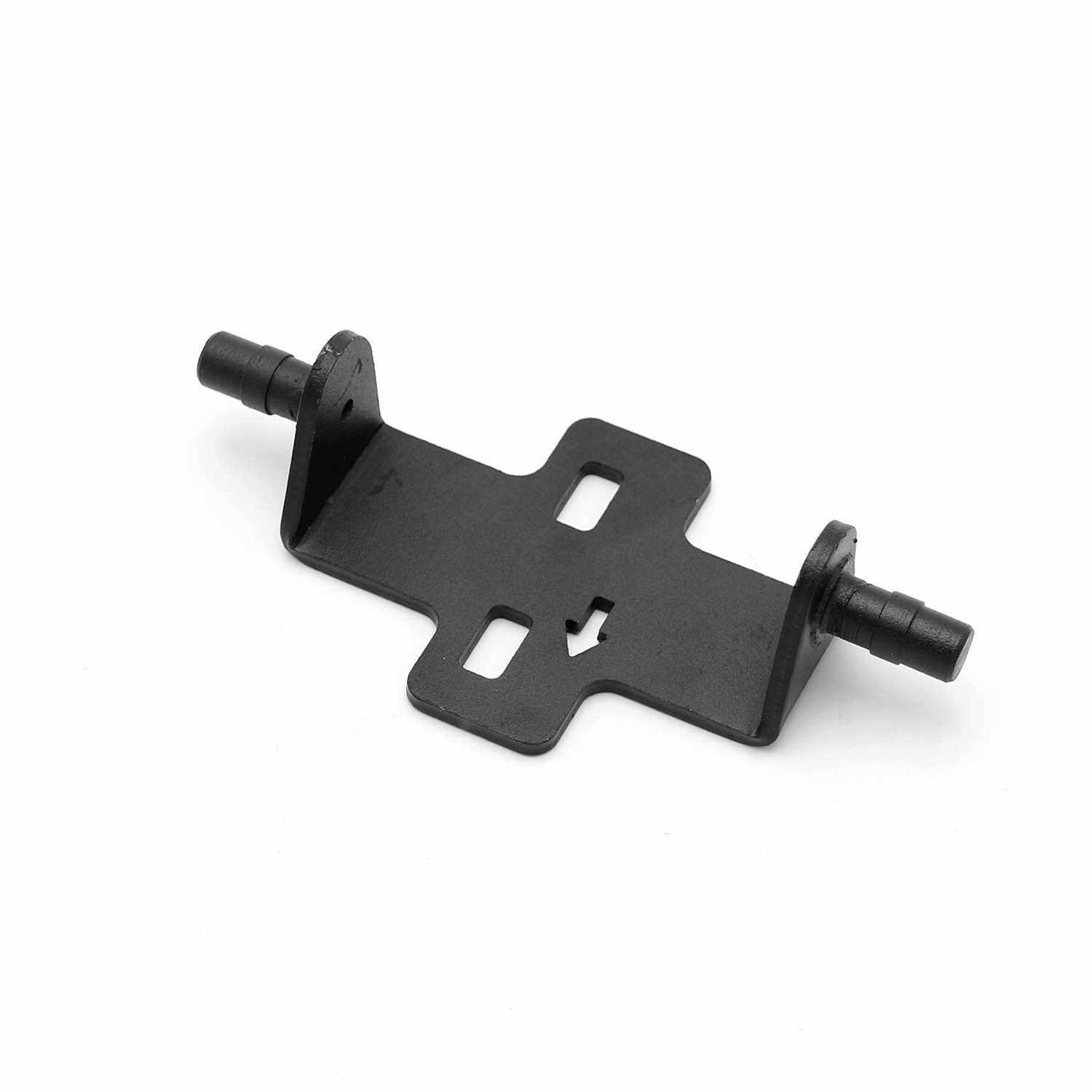 Motorcycle Seat Lowering Kit Bracket Seat Lower Mounting Motorcycle Accessories Replacement for BMW R1200GS LC ADV 2013-2018 / R1200RT 2008-2018 (Black)