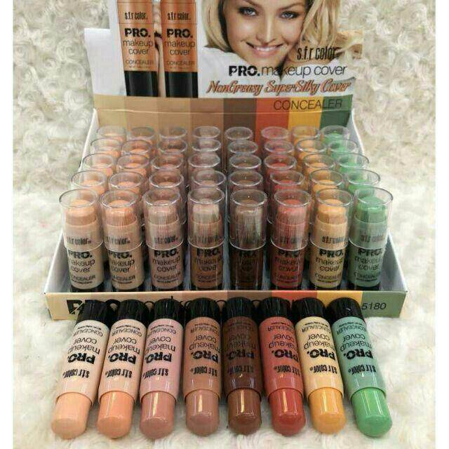 FREE GIFTSFR Color Pro Makeup Cover Concealer