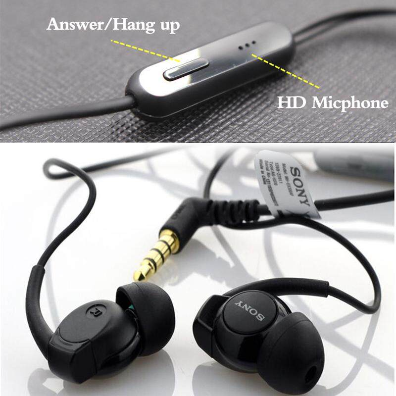 SONY Xperia MH-EX300AP In-ear Stereo Headset Headphone Earphone with Mic