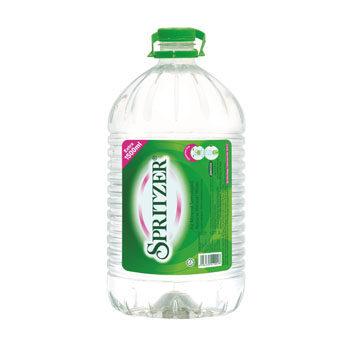 SPRITZER MINERAL WATER 9.5 LITER