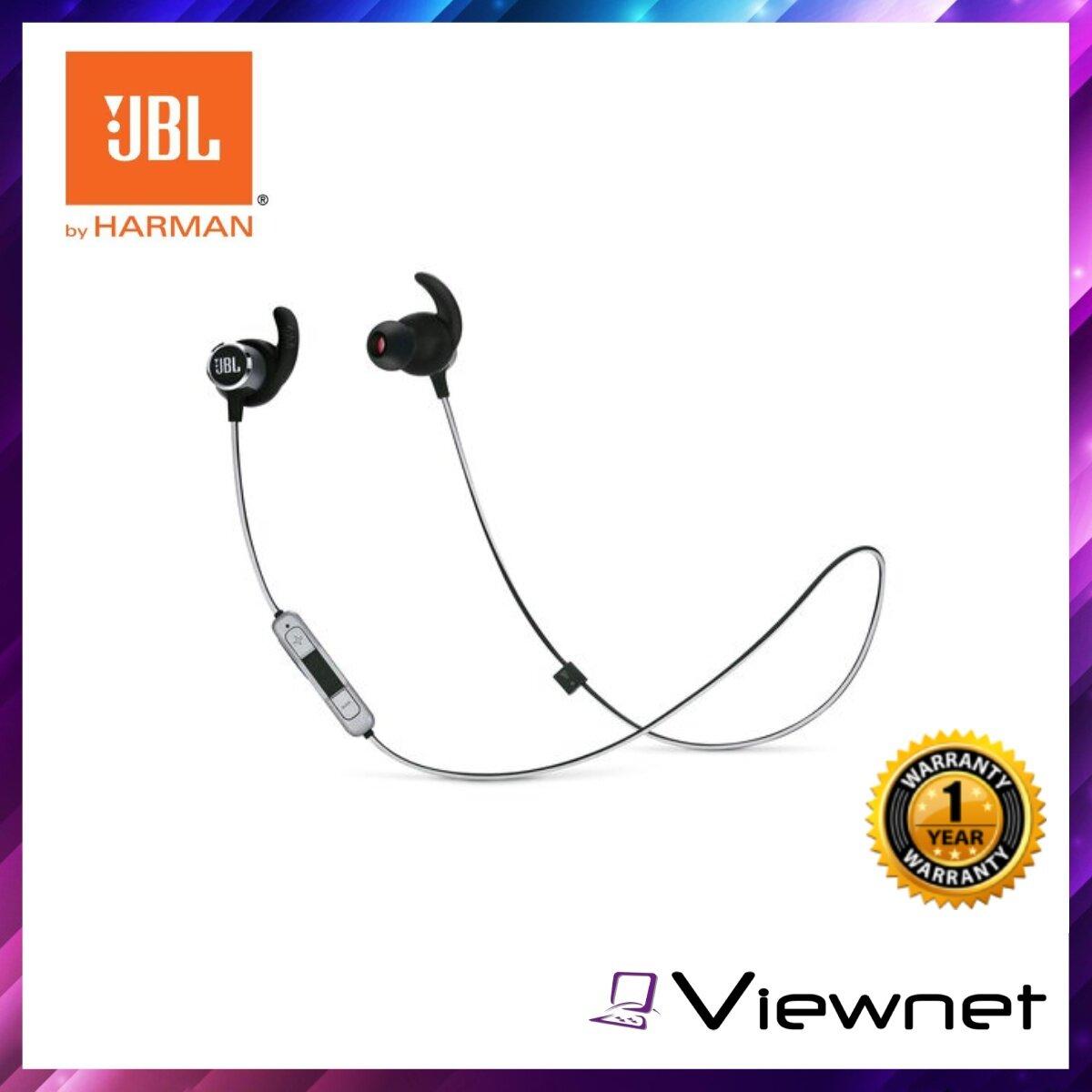 JBL Reflect Mini 2 Headphone (Black)