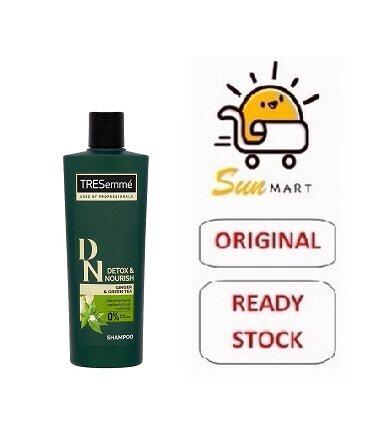 Tresemme Detox & Nourish Ginger & Green Tea Shampoo (330ml)