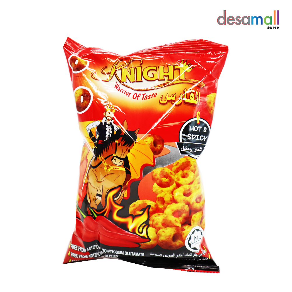 KNIGHT Hot & Spicy (60g)