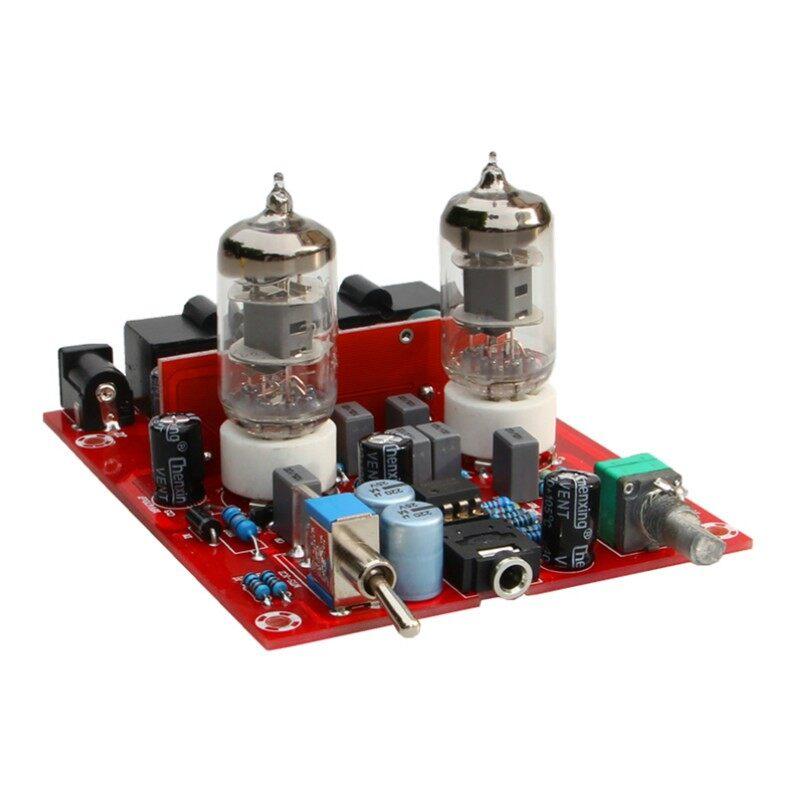 Tube Amplifiers Audio Amplificador DIY Kits Fever Bile Pre-amplifier Hifi 6J1 - DIY KITS / FINISHED PRODUCT