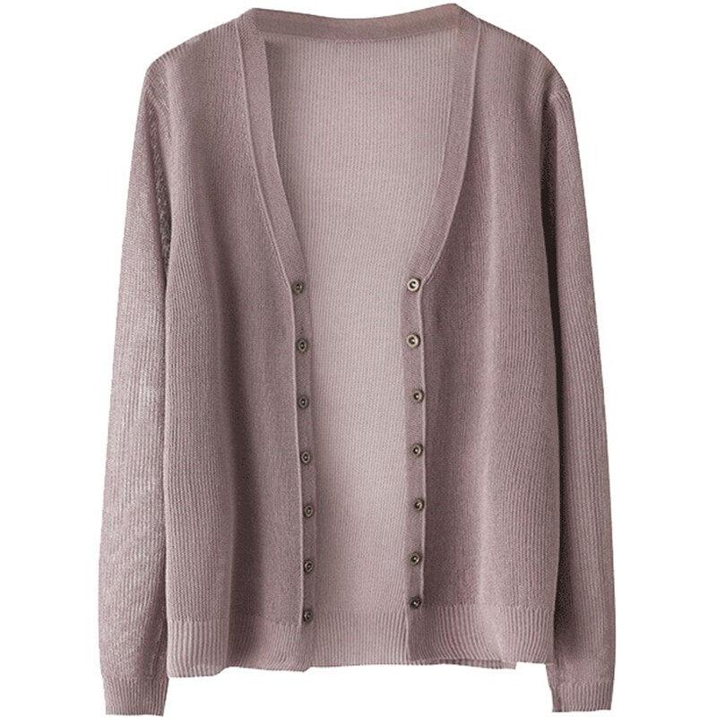 (Pre Order ETA 31/5) JYS Fashion Korean Style Women Knit Cardigan Collection 545 - 3351