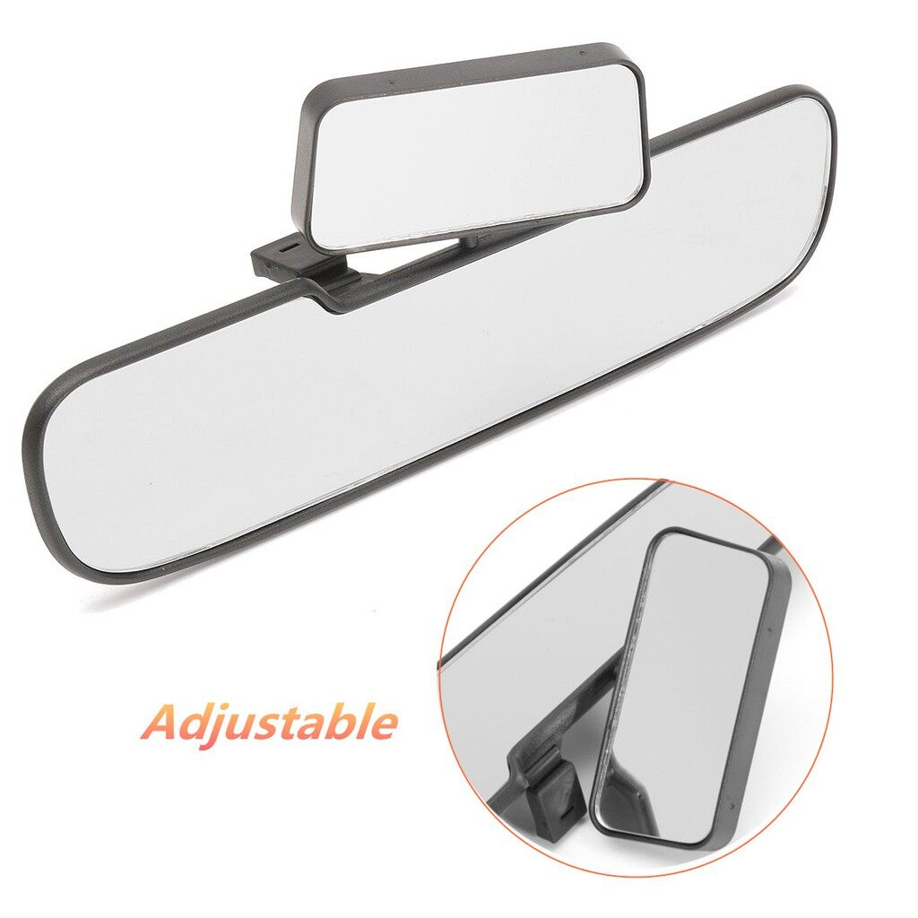 Tyres & Wheels - Car Auto Wide Angle Rear View Mirror Adjustable Len Baby Child Care Safety View - Car Replacement Parts