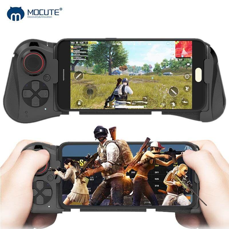 MOCUTE 058 Game Pad Wireless Bluetooth Controller Joystick Phone [ready stock]