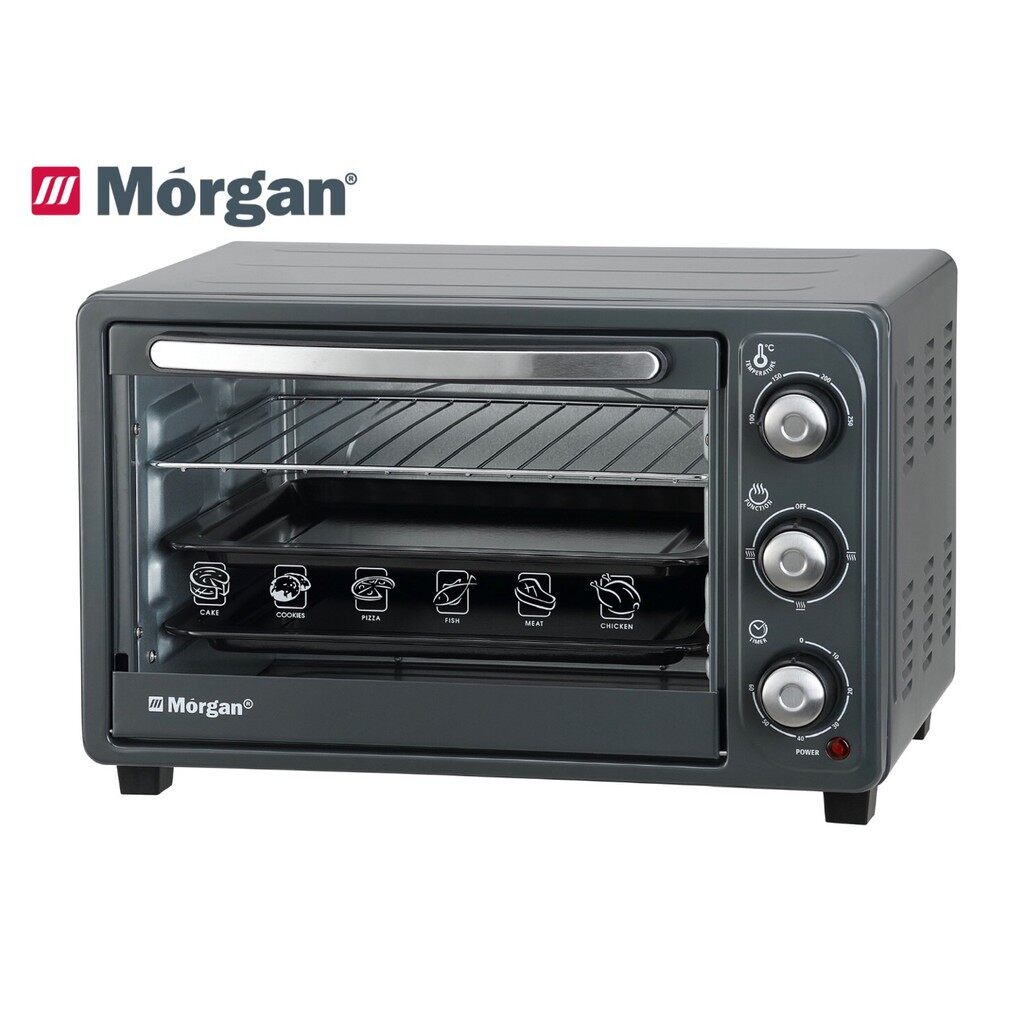 Morgan 21L Electric Oven Ketuhar Elektrik MEO-Glamo 23B