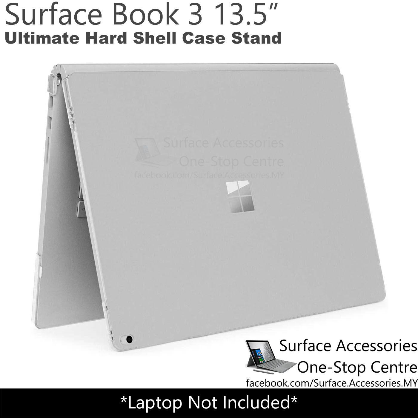 "[MALAYSIA]Microsoft Surface Book 3 13.5"" Ultimate Case Stand Cover Surface Book Flip Case Surface Book 3 Cover Surface Book 3 Stand for Surface Book 3 I5 i7 Model"