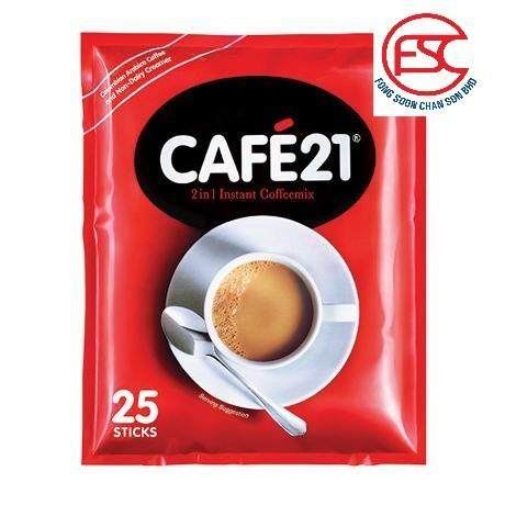 [FSC] Cafe 21 Coffee-mix (2 in 1) 25 sachet x 12gm