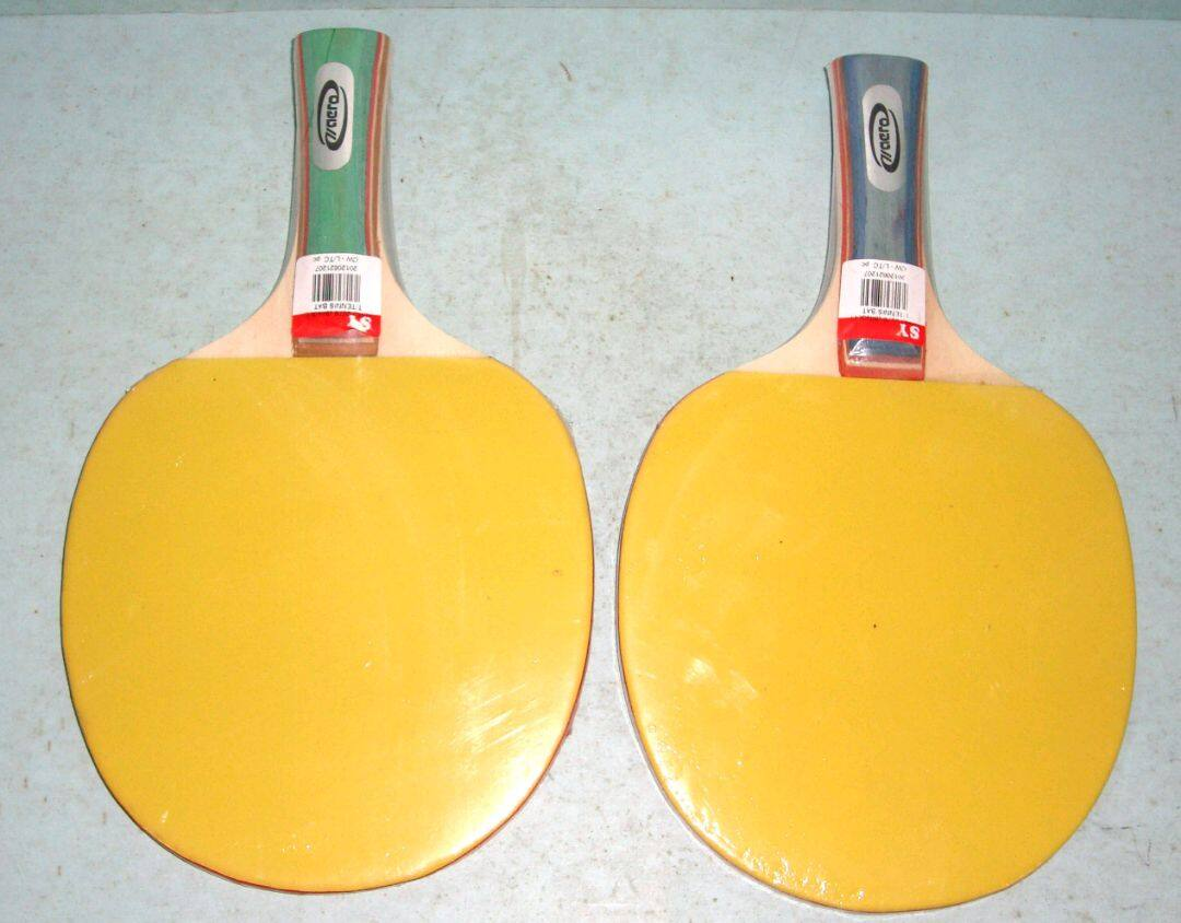 #207S TABLE TENNIS BAT (Economic bat - single side) x 2pcs