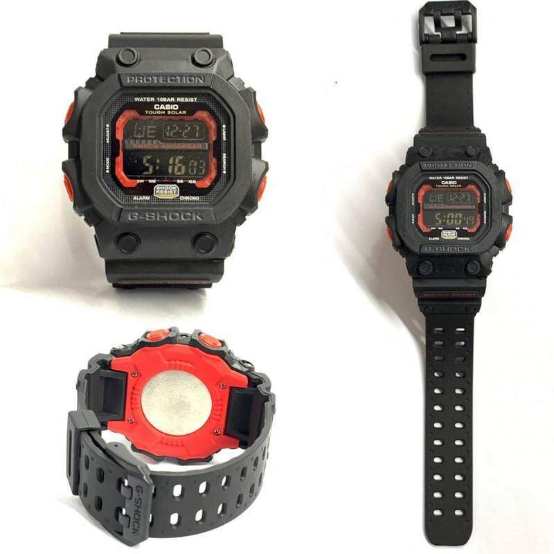 New Fashion_Casio_G_Shock_King ( GX56 ) DGK With Genuine Gift Box For Men Batter Then Picture Good Quality Sprot Design Shock Resistant 100m Water Resistant Ready Stock Square Shape