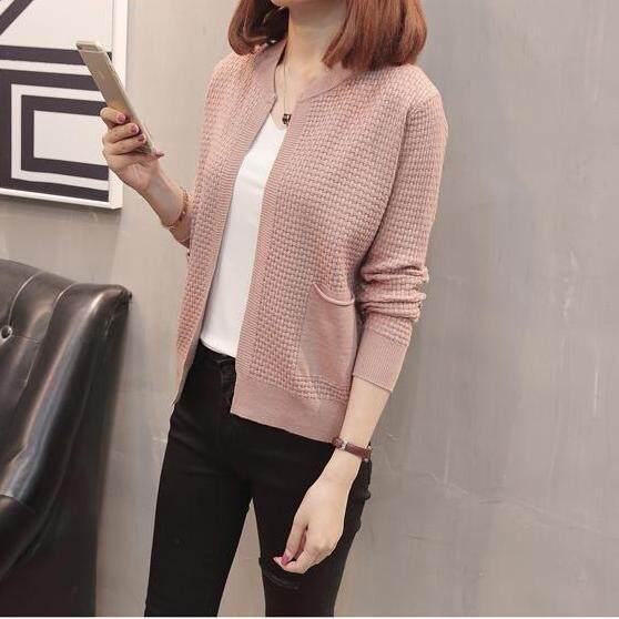 JYS Fashion Korean Style Women Knit Cardigan Collection 528- 5537