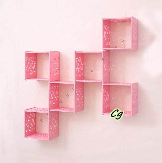 Wall Shelves Square Cube for Home Decor