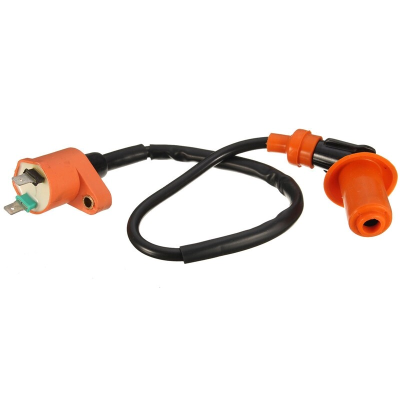 Car Oils & Fluids - Racing CDI + Ignition Coil For HONDA XR50 XR70 XR80 XR100 CRF50 XR CRF 50 70 100 - Automotive