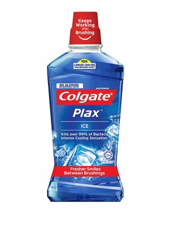 Colgate Plax Ice Mouthwash 750ml