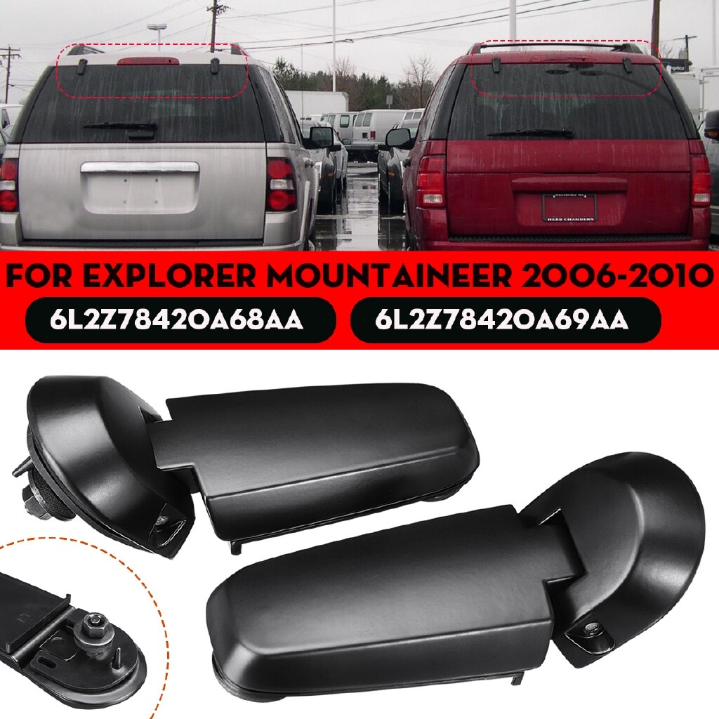 Automotive Tools & Equipment - 2 x Rear Lift Gate Window Glass Hinges For Ford Explorer Mountaineer Right Left - Car Replacement Parts