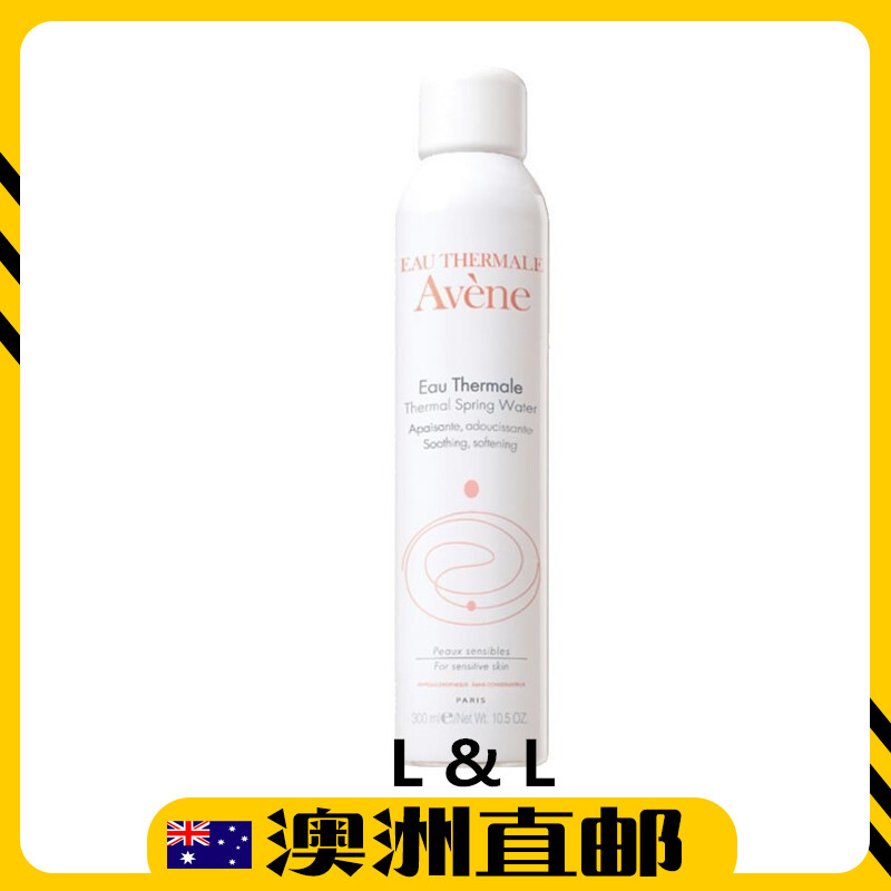 [Pre Order] Australia Import Avene Eau Thermale Spring Water 300ml (From Australia)