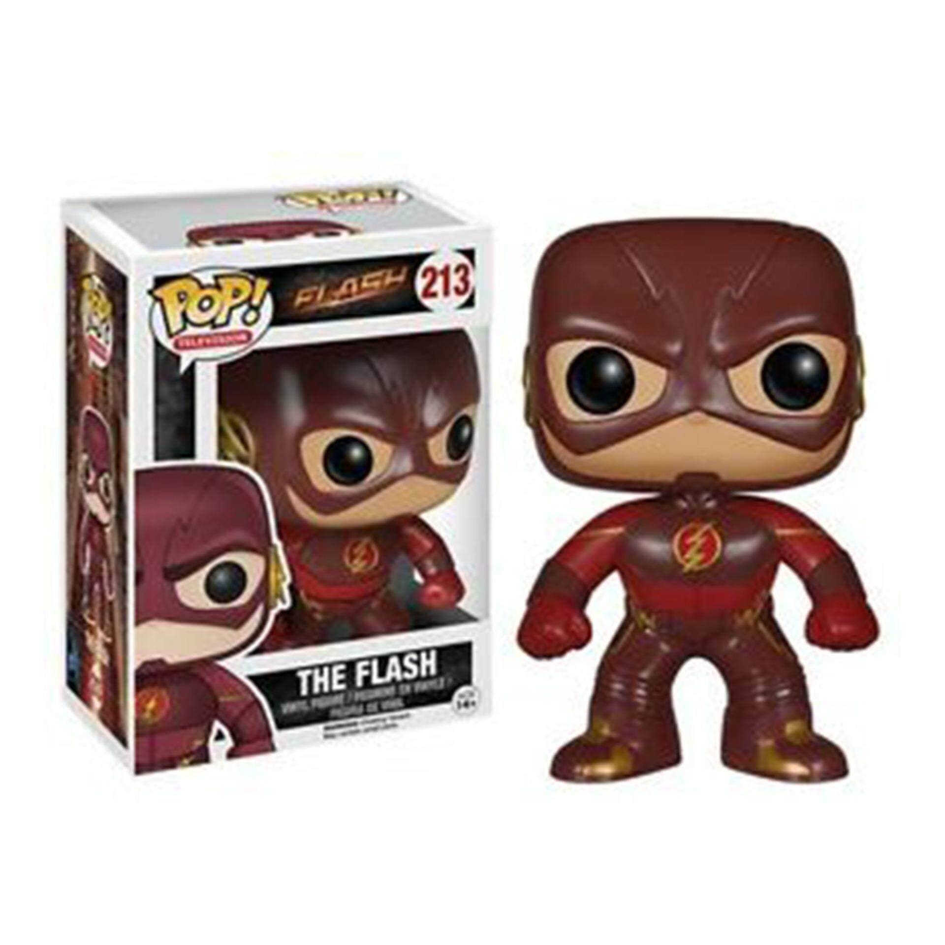 FUNKO POP! TV Series DC Comics The Flash - The Flash Toys for boys