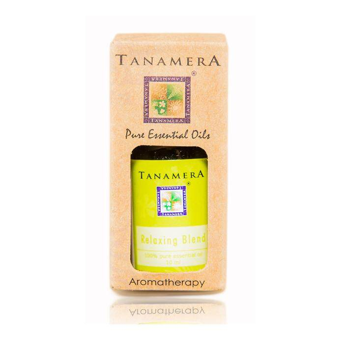 TANAMERA ESSENTIAL OIL RELAXING BLEND 10ML
