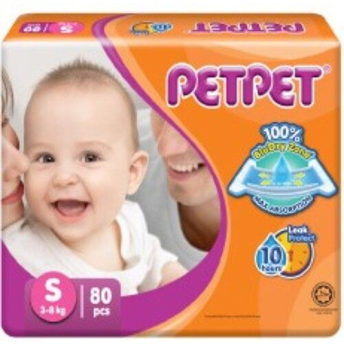 PAMPERS PET PET -S80