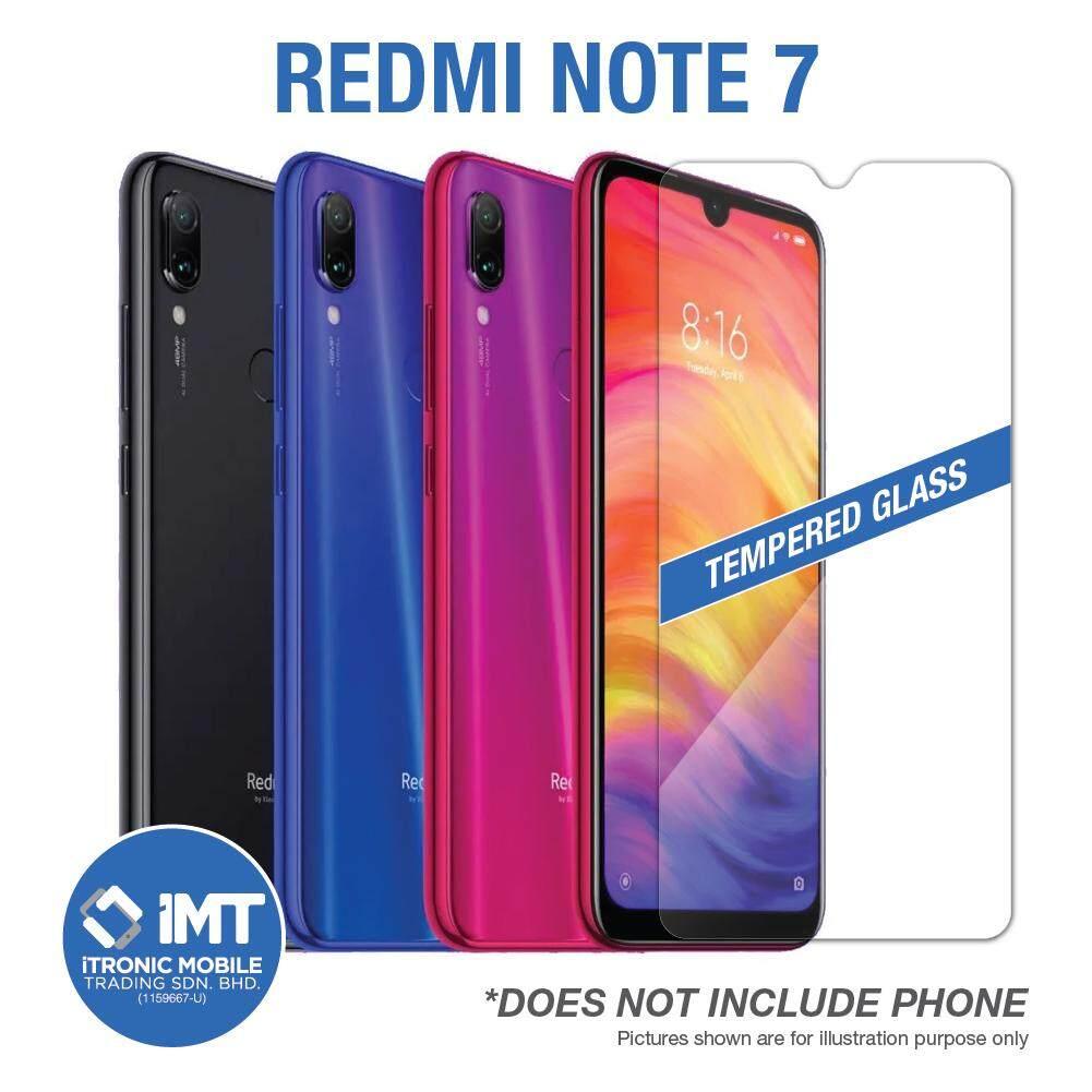 Tempered Glass for XiaoMi Redmi Note 7 / Note 7 Pro