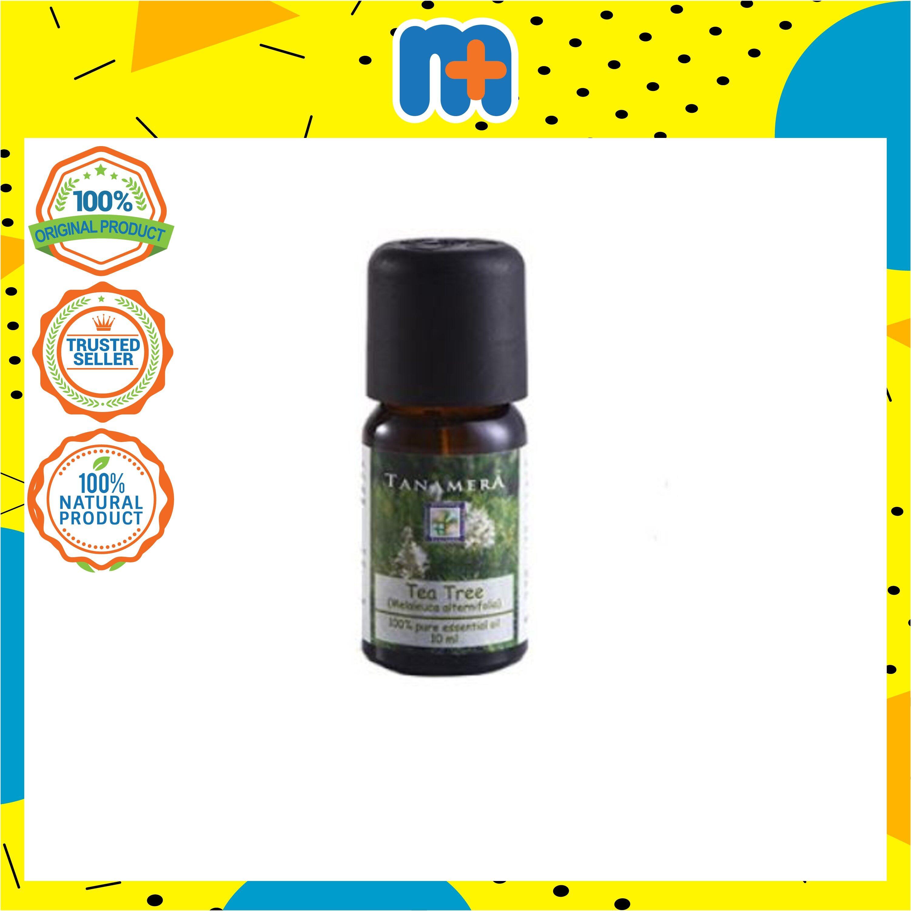 [MPLUS] TANAMERA Essential Oil Tea Tree 10ML
