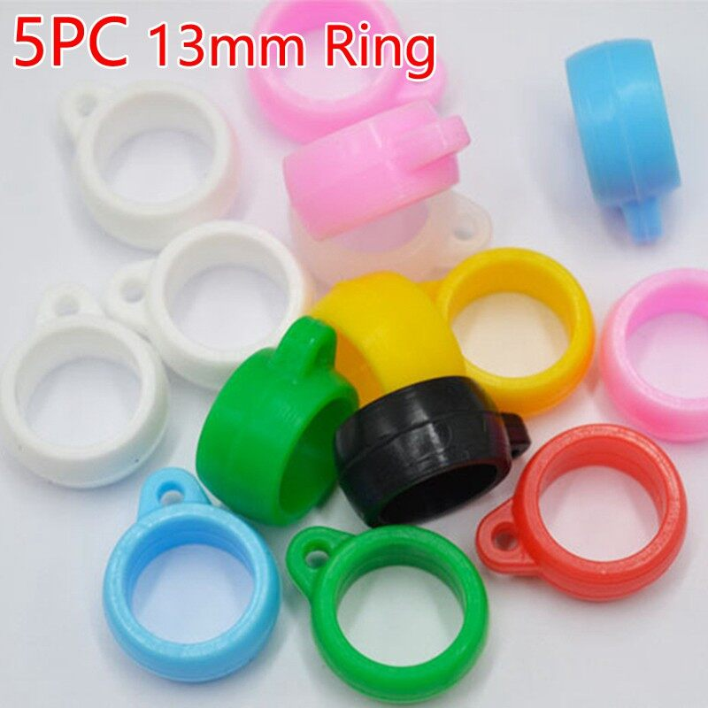 Silicone Connector Necklace Lanyard for Novo Nord Minifit JUUL Vape Pod Uwell Caliburn - BLACK-1 Piece 13MM RING / BLACK-45CM / BLACK-43CM / WHITE -1 Piece 13MM RING / WHITE -45CM / WHITE -43CM / RED -1 Piece 13MM RING / RED -45CM / RED -43CM / BLUE-
