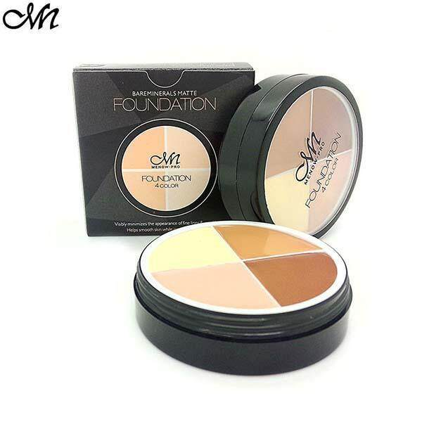 FREE GIFTMENOW MN Pro 4 Color Foundation foundation