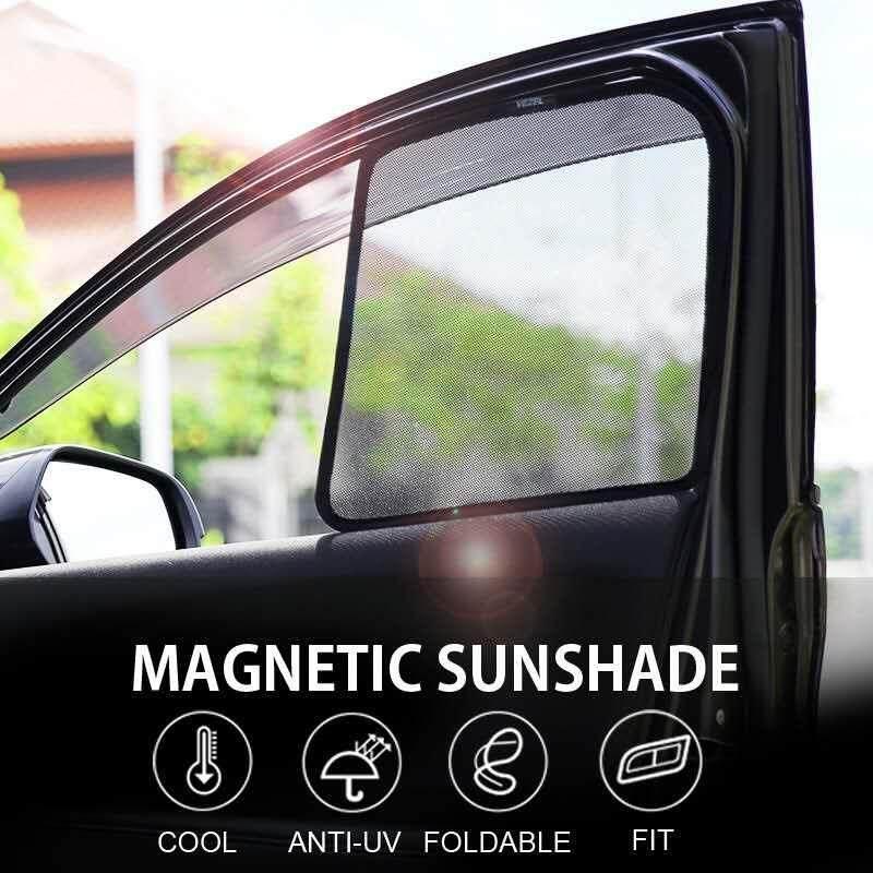 Toyota Sienta 2015-2018 Magnetic Sunshade 7pcs